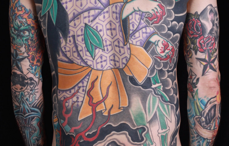 andy-canino-dedication-tattoo-japanese-backpiece-back-oiwa-ghost-clouds