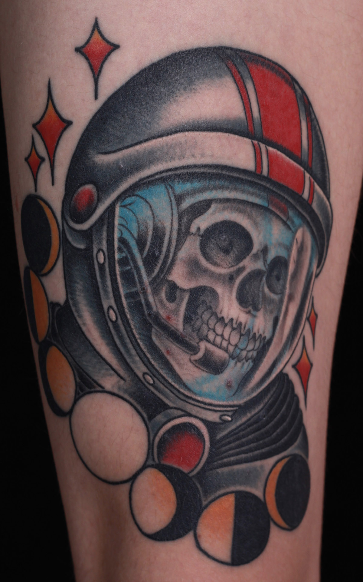 Andy Canino – Dedication Tattoo