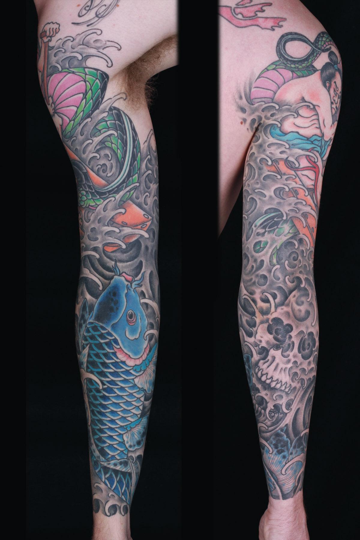 sam-yamini-dedication-tattoo-japanese-sleeve-koi-waves-skull-water
